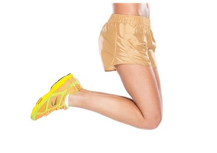 track&Field sky fitness shorts